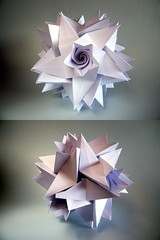 Stella sghemba - Francesco Mancini (Rui.Roda) Tags: origami papiroflexia papierfalten modular stern estrela estrella toile star stella sghemba francesco mancini