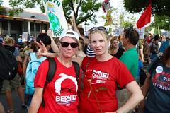 DNC Protest (National Nurses United) Tags: dnc democracy spring protest