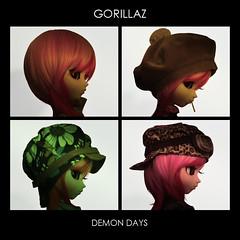 Gorillaz (Au Aizawa) Tags: pullip lunarosa tokidoki gorillaz band cd demondays