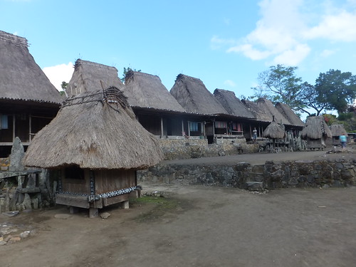 Living the world in Bajawa, Flores