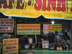 Food stalls at Tn inh market, District 1. (genochio) Tags: saigon vietnam hcmc