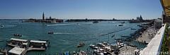 San Giorgio Maggiore e la laguna di Venezia, Italia (Gaston Batistini) Tags: sangiorgiomaggiore laguna venezia italia sony a6000 ilce batistini gbatistini gastonbatistini