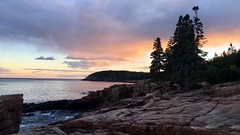 Mainely New England (andreinaroelly) Tags: acadianationalpark autumn fall iphoneography shotoniphone nationalparkcentennial nationalparkcentennial2016 travel newengland maine acadia nationalpark