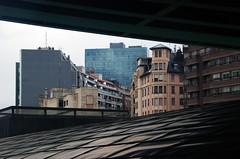 276 - Bilbao (kosmekosme) Tags: bilbao bilbo basque building buildings officebuilding office museum euskalherria euskal herria country basquecountry frankgehry frank gehry guggenheim spain