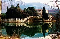 Lago di Toblino Trentino Italy