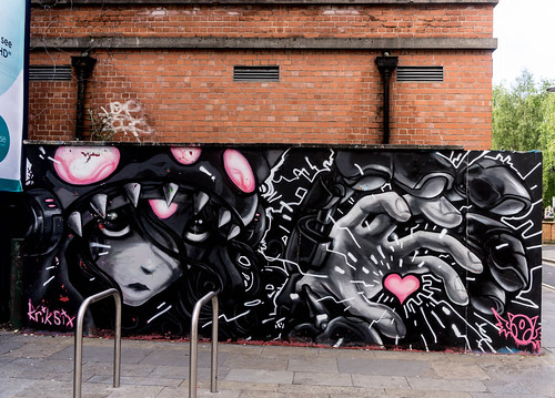 Street Art In Belfast [May 2015] REF-104663