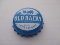 Old Dairy - Blue Top IPA (kalscrowncaps) Tags: beer soft caps ale cider drinks crown bier soda pils lager