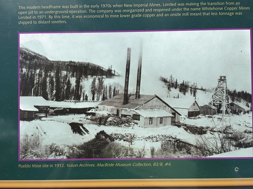 Pueblo Mine in 1912.