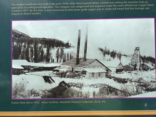 Pueblo Mine in 1912.