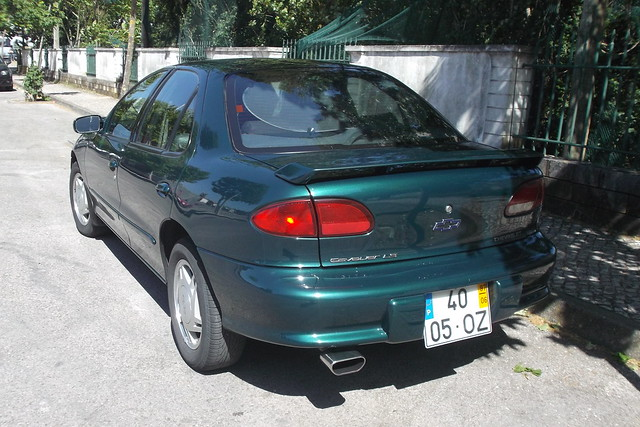 chevrolet 1997 cavalier ls