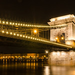 Chain Bridge over Danube River thumbnail