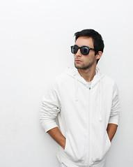 Man white (Grego Rosales) Tags: portrait man men fashion outfit model photoshoot retrato venezuela style modelo hombres