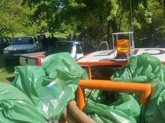 2016 R : nettoyage Issole