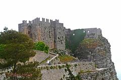 Erice - Castello di Venere 2 (Sussexshark) Tags: holiday castle venus may sicily sicilia erice 2016 castellodivenere