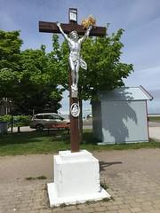Croix jsus christ  la pointe du Hourdel  cayeux-sur-mer (stefff13) Tags: christ pointe croix picardie baie jsus somme cayeuxsurmer hourdel