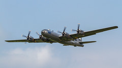 USAAF Boeing B-29A Superfortress 44-62070/N529B (Hugh Dodson) Tags: sunday ypsilanti boeing fifi superfortress willowrun usaaf b29a n529b 4462070 thunderovermichigan2015