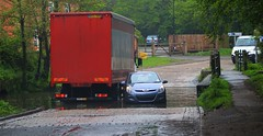 Rufford (Diesel Dude.) Tags: park uk england art cars water car fashion train canon river eos interesting funny flickr driving crossing diesel flood artistic country rail trains explore signals telephoto splash dslr expensive rufford nottinghamshire ollerton fail mustsee fording notts edwinstowe 2016 wellow watercrossing ruffordcountrypark inexplore 100d ruffordford a614 rivermaun baddiver ruffordlane telephotocars