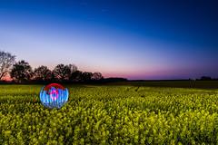 shattered (ZOLAQ) Tags: longexposure light sunset lightpainting art field germany painting landscape hamburg olympus scape raps omd manfrotto lichtmalerei lightart lichtkunst ohotography lightartphotography lightpaintingphotography ledlesner