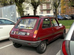 Renault 5 1.0 Parisienne 2 1984 (LorenzoSSC) Tags: 2 10 5 renault 1984 parisienne