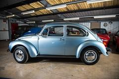 Volkswagen Beetle 1974 года