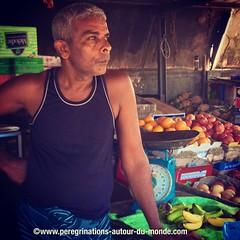 March de fruits et lgumes de Chilaw (peregrinationsautourdumonde) Tags: asie srilanka march asiatique fruitsetlgumes chilaw ceylan srilankamarchfruitslgumeschilaw