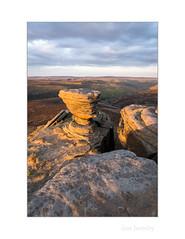 Basking in the Sun (danjh75) Tags: mountains nikon derbyshire peakdistrict ngc moors nationaltrust kinderscout fairbrook gritstones