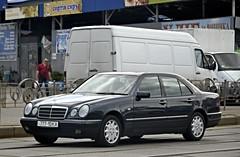 777-10KA (Vetal 888 aka BB8888BB) Tags: mercedes 11 ukraine kyiv licenseplates  eclass  w210  77710ka