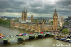 Westminster (pblackwell27) Tags: london westminster thames housesofparliament parliament bigben riverthames hdr westminsterbridge cityoflondon palaceofwestminster centrallondon thethames