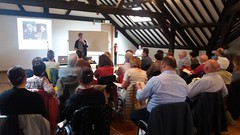 Lezing Storytelling voor Tourisme Vlaanderen ( Innoguide Tourism) (Marco Raaphorst) Tags: brussels brussel keynote storytelling lezing