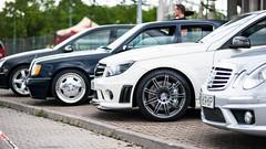 C63 AMG on HRE Wheels (m.grabovski) Tags: mercedes wheels poland polska amg hre toru c63 mgrabovski