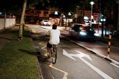 DSC_0029 (amritfernando) Tags: road city light tree cars bike