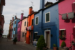 Burano (gela.k) Tags: italien italy city architektur idylle venedig venezia venice burano stadt