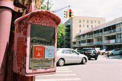 000033 () Tags: newyork film 35mm pentax takumar f2 smc flushing portra160  esii
