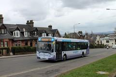 First Glasgow - SK63 AUC (67887) (MSE062) Tags: bus scotland floor glasgow low first single simplicity e300 300 alexander dennis auc enviro decker adl clydebank 67887 sk63 sk63auc