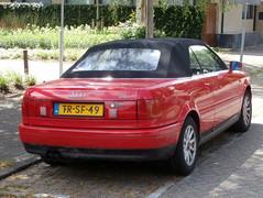 Audi 80 2.6 cabrio 1995 nr 2025 (a.k.a. Ardy) Tags: softtop trsf49