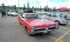 First Alliance Car Show (Sherlock77 (James)) Tags: calgary carshow car classic pontiac parisienne vw volkswagen beetle