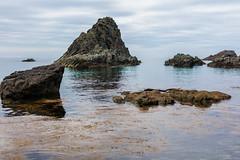 shimamui (Role Bigler) Tags: japan landscape coast hokkaido nippon shimamui rockycoast japanesesea japanischesmeer shimamuicoast canoneos5dsr