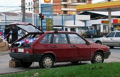 Lada Samara 1300 1994 (RL GNZLZ) Tags: hatchback lada vaz samara 1300 1994