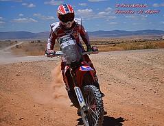 Michael Metge Honda CRF Honda HRC Rally