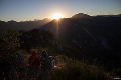 Projet 52 50/52 : IMG_9805 (sgreusard) Tags: levdesoleil sunrise summer sun light p52 projet52 parkour exploration rando montagne paysage