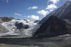 Glacier de Cheilon (Riverman___) Tags: alps switzerland val pignedarolla montblancdecheilon valais mountaineering outdoors sky mountain glacier hill hike alpinism scrambling climbing climb valdherens evolene arolla