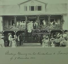 Opening Kinderhuis Saron
