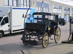 Paardenkoets Amsterdam (Arthur-A) Tags: netherlands amsterdam nederland horsecarriage koets paardenkoets