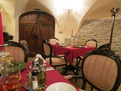2015-040236 (bubbahop) Tags: food dinner restaurant casa citadel medieval romania sighisoara krauss fortified 2015 sighioara georgius europetrip32