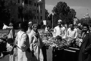 03_Cairo - Heliopolis - Vegetables Vendor 1956