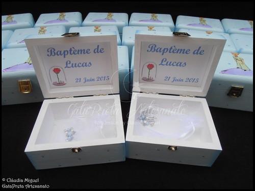 """Lembranças de batizado """"Petit Prince"""""""