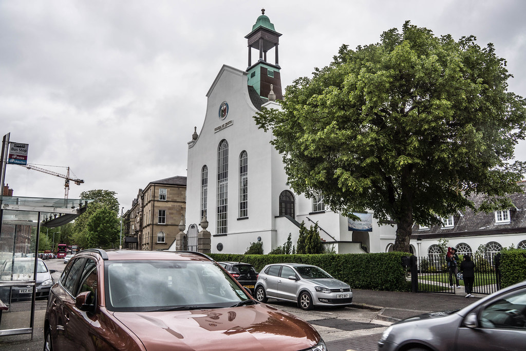 Iglesia ni Cristo Near Queens University In Belfast [Church of Christ] REF-104939