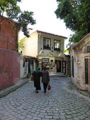Istanbul street-002 (ashabot) Tags: street people cities istanbul citystreets streetscenes peopleoftheworld