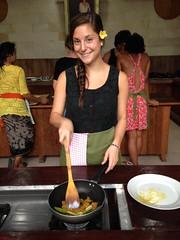 Cours de cuisine Ubud