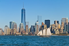Tall Ships (SamuelWalters74) Tags: newyorkcity newyork unitedstates manhattan worldtradecenter financialdistrict empirestatebuilding batteryparkcity worldfinancialcenter nycskyline newyorkharbor 7worldtradecenter freedomtower 1worldtradecenter 1wtc brookfieldplace oneworldtradecenter 4worldtradecenter